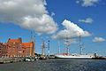 Stralsund, am Hafen (2013-07-11), by Klugschnacker in Wikipedia (52).JPG