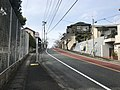Street view near Kasumigaoka High School.jpg