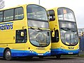 Strood, Rail Replacement Buses 2092.jpg