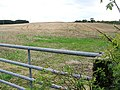 Stubble field at Thornton Moor - geograph.org.uk - 547508.jpg