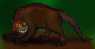 Taeniodonta - Stylinodon mirus
