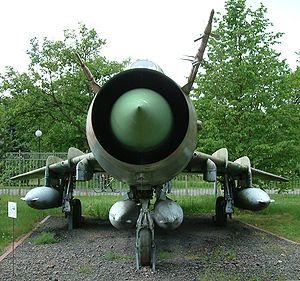 Inlet cone - Image: Su 20 RB1