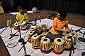 Subhadrakalyan Rana Rehearsing Tabla with Sudhir Ghorai - Kolkata 2016-03-29 3184.JPG