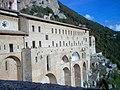 Subiaco-Monastero di San Benedetto.JPG
