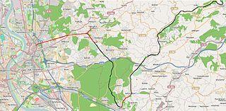 Cologne–Lindlar railway