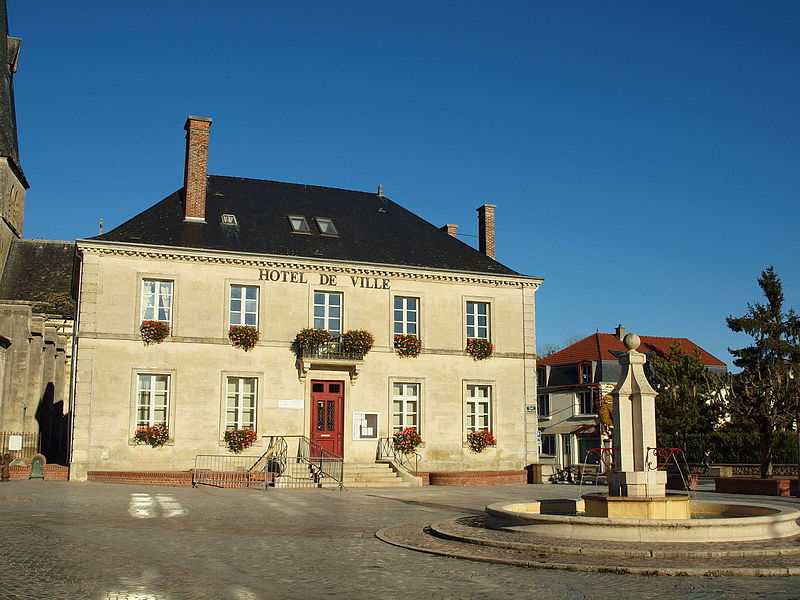 Suippes (Marne, France)