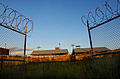 Sun sets on Camp XRay, Guantanamo.jpg