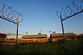 Sun sets on Camp XRay, Guantanamo.jpg