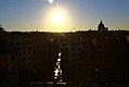 Sunset - Escadaria da Espanha (8561290924).jpg