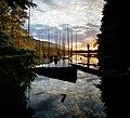 Sunset at Westwood Lake.jpg