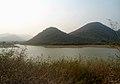 Sunset view near Bakkannapalem reservoir 04.JPG