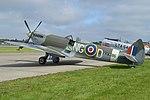 Supermarine Spitfire LF.XVIe 'RW386 NG-D' (SE-BIR) (42513135452).jpg