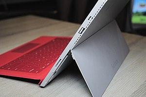 Microsoft Surface - Surface Pro 3 kickstand