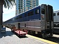 Surfliner cab car at San Diego, August 2007.jpg