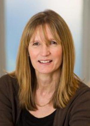 Susan Lea - King's College portrait, 2013