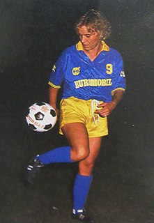 Susanne Augustesen Danish former international footballer