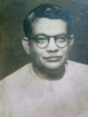 Amar Kutir - Sushen Mukherjee, the founder of 'Amar Kutir'