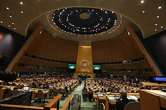 Sushma Swaraj - Sushma Swaraj at 73rd United Nations General Assembly in New York