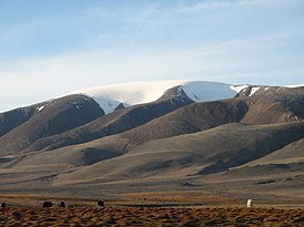 Sutai Mount, Altai Mountains. - panoramio.jpg