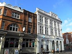 Sutton, Surrey London Sutton High Street -.JPG