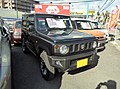Suzuki Jimny XC (3BA-JB64W) front.jpg