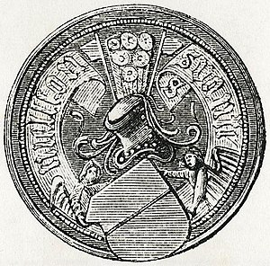Svante Nilsson (regent of Sweden) - Seal of Svante Nilsson