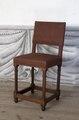 Svarvad stol av ek, 1650 cirka - Skoklosters slott - 103848.tif