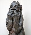 Svistushkin by Konenkov (1915, Tretyakov gallery) 02 by shakko.JPG