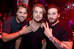 Swedish House Mafia ved Pacha Group, Ibiza i 2011