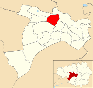 Swinton North (ward) Electoral ward in England