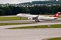 Swiss Airbus A330-343X starting at Zurich.jpg