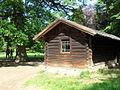 Sychrov, park zamkowy, domek ogrodnika(Aw58).JPG