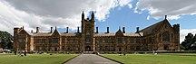 New South Wales-Tertiary-SydneyUniversity FrontLawns