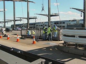 Corridor selection history for Australian high-speed rail - Sydney Harbour Bridge