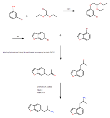 Synthesis Of 6 Apb And Its Structural Isomer 4 Apb