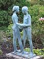 Systrarna, skulptur, Malmö.jpg