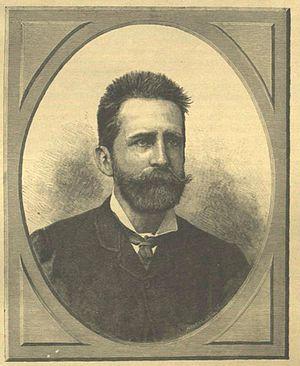 László Szőgyény-Marich Jr. - Image: Szőgyény Marich László 1890 52