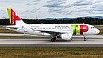 TAP - Air Portugal Airbus A319-112 (CS-TTU) at Frankfurt Airport (2).jpg