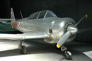 PZL TS-8 Bies - TS-8 BII at the Polish Aviation Museum