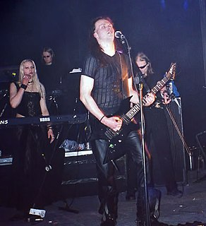 The Sins of Thy Beloved Norwegian death-doom/gothic metal band
