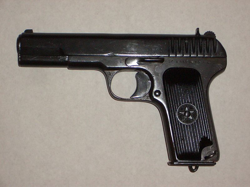 Tokarev Frame Change - Semi-Auto Handguns