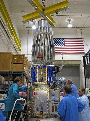 TacSat-4 - TacSat-4 at Naval Research Lab
