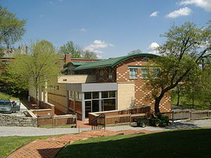 William Howard Taft National Historic Site - Visitor center/Taft Education Center