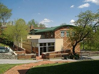 William Howard Taft National Historic Site - Visitor center/Taft Education Center