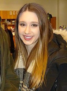 Taissa Farmiga American actress