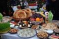 Tajik food decoration during traditional Nawruz celebration.jpg