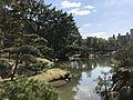 Takueichi Pond in Shukkei Garden 9.jpg