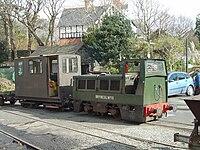 Talyllyn Railway No 10 Bryn Eglwys - 2009-03-01.jpg