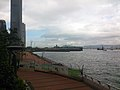 Tamar Promenade near PLA Pier 2013.jpg