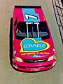 Tammy Jo Kirk Geoff Bodine Racing Ford Top View 1997.jpg